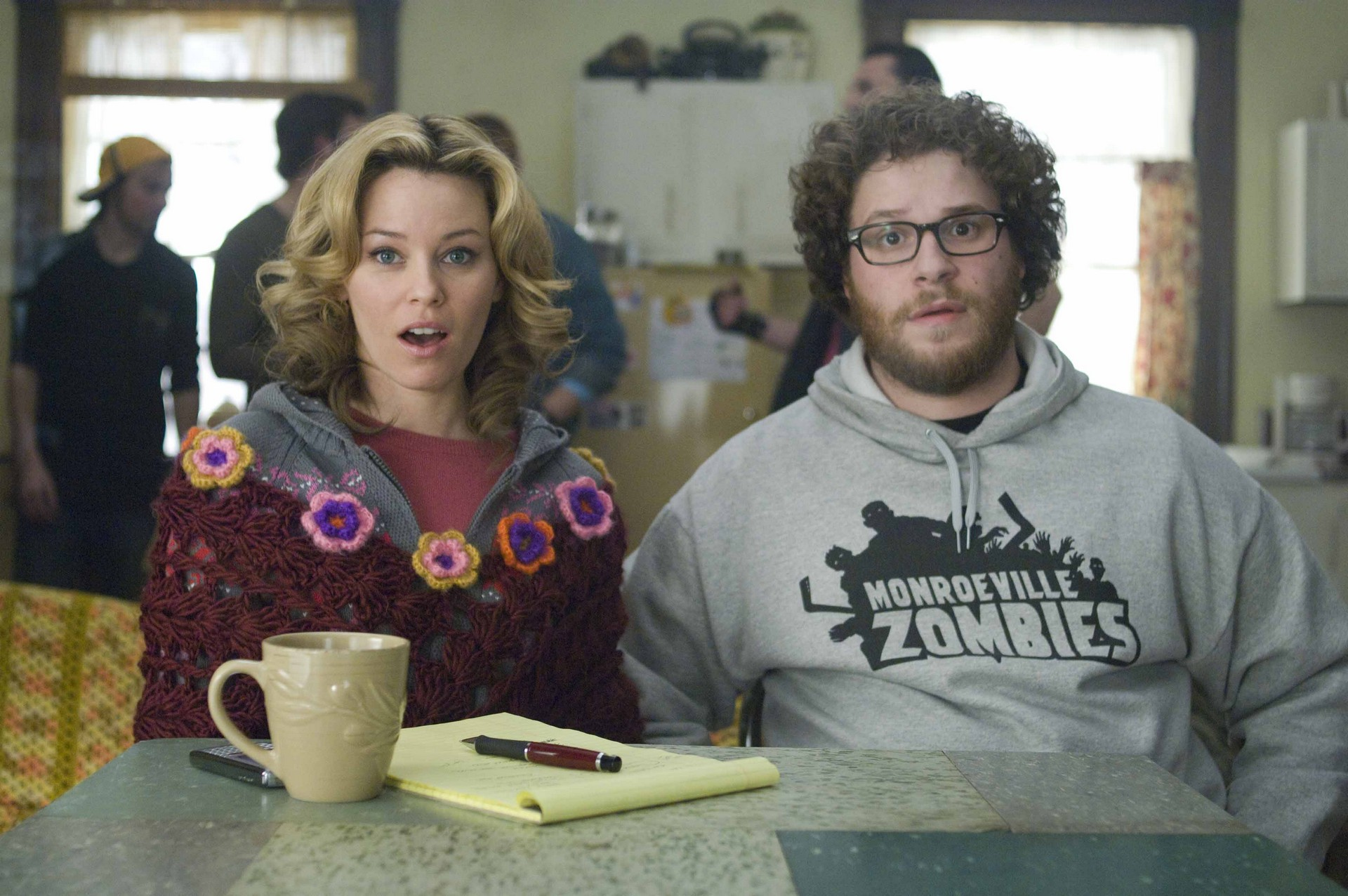 Зак и Мири снимают порно (Zack & Miri Make a Porno), кадр 14.