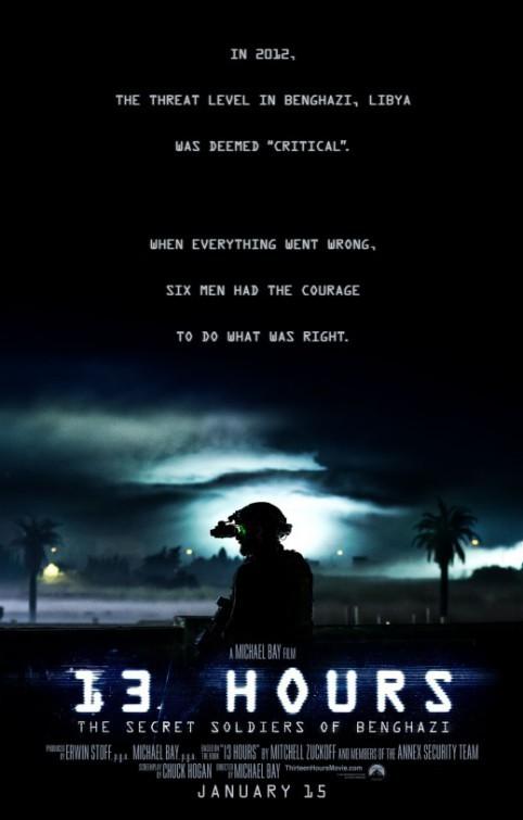 «Смотреть Фильм 13 Часов Тайные Солдаты Бенгази 13» / 2014