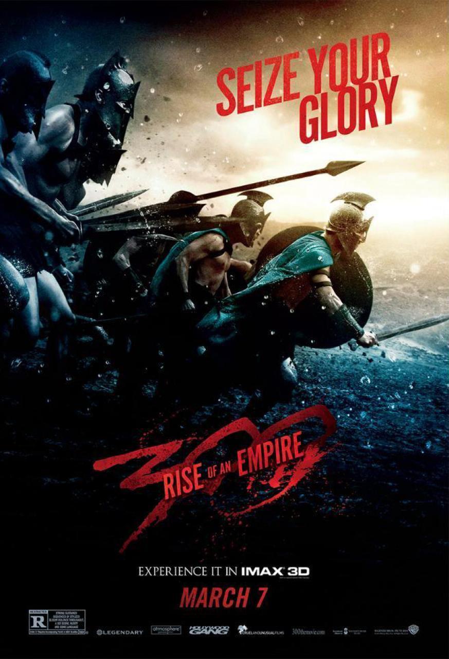 Фильм «300 спартанцев: Расцвет империи» / 300: Rise of an Empire
