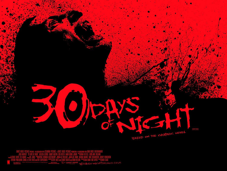 30 дней ночи, постер № 2