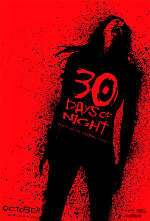 30 дней ночи, постер № 5