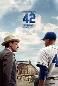 Постеры фильма «42»