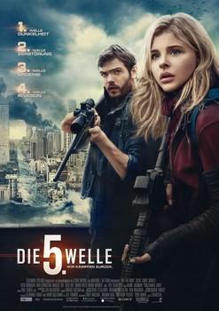 Постеры фильма «5-я волна»