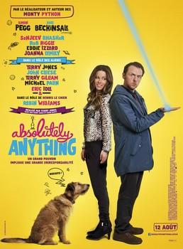 Постеры фильма «Всё могу»