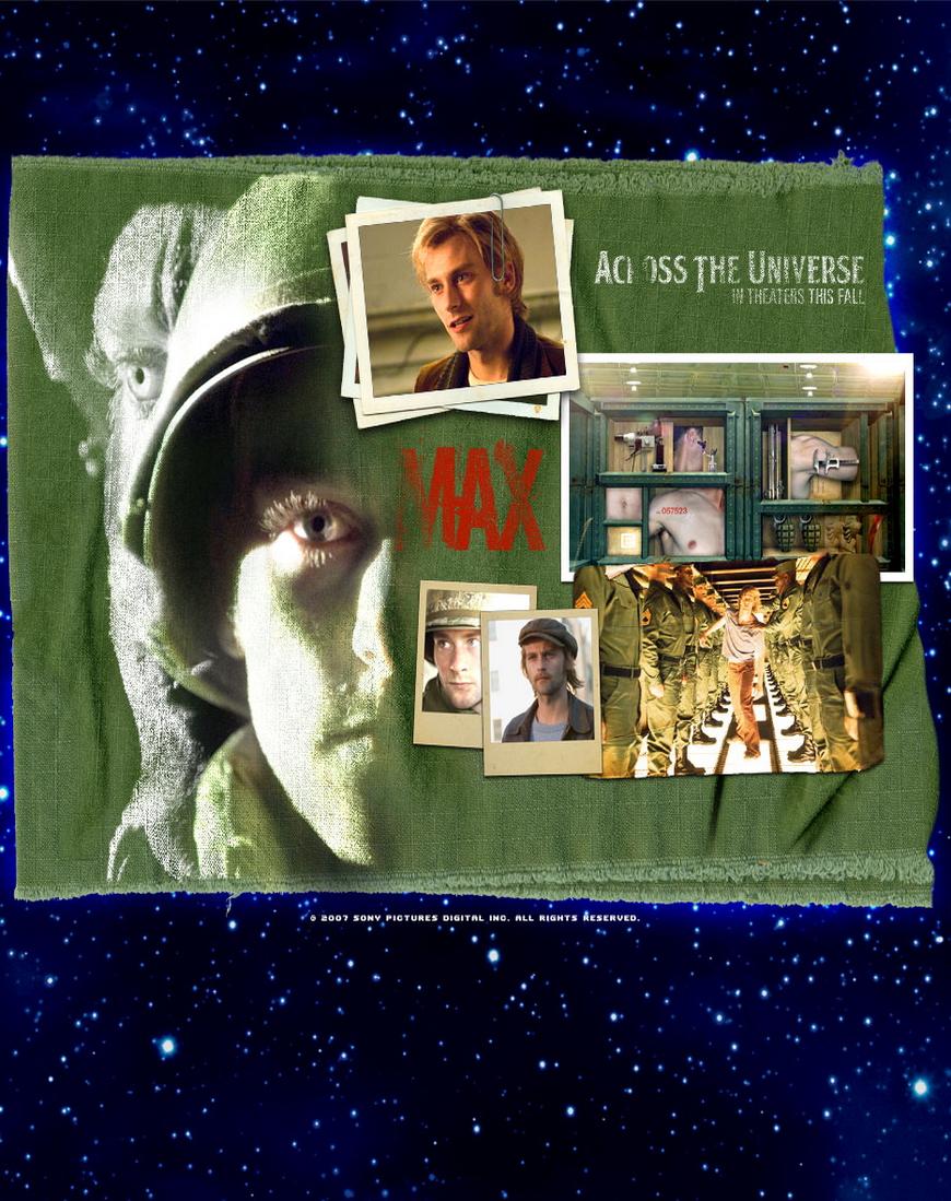 Через Вселенную, постер № 3