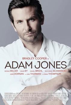 Постеры фильма «Шеф Адам Джонс»