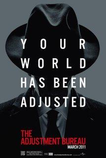 «Меняющие реальность» (The Adjustment Bureau)
