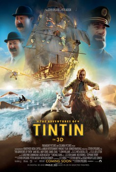 «Приключения Тинтина: Тайна единорога» (The Adventures of Tintin: Secret of the Unicorn)