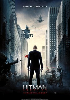 Постеры фильма «Хитмэн: Агент 47»