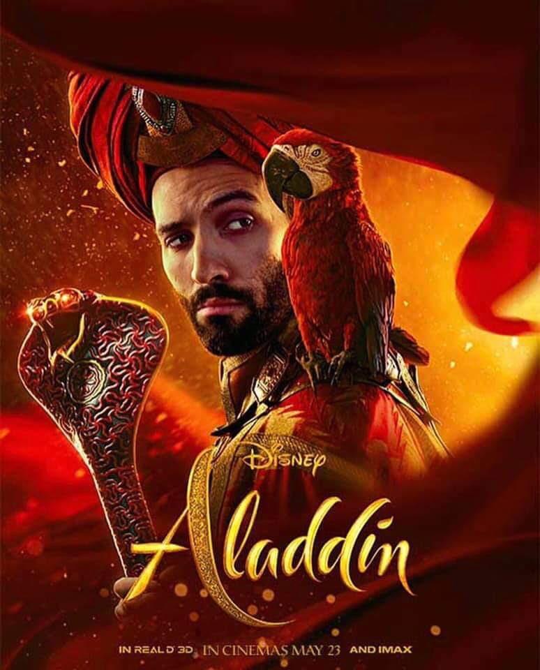 Аладдин, постер № 10