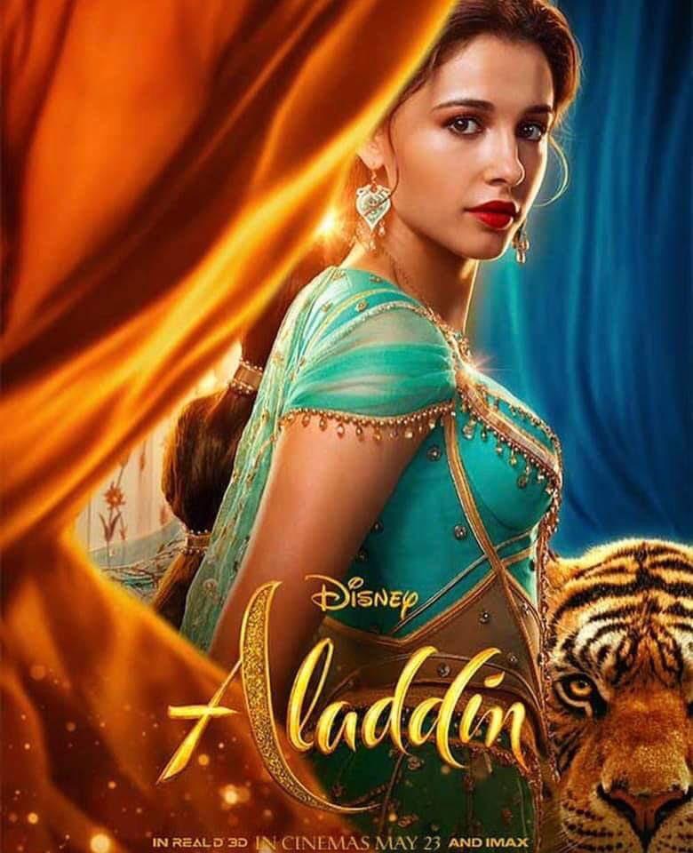 Аладдин, постер № 7