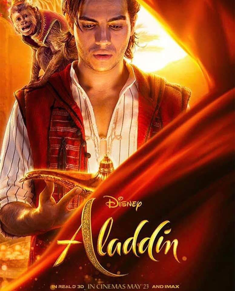 Аладдин, постер № 8