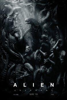 Постеры фильма «Чужой: Завет»