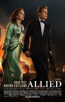 Постеры фильма «Союзники»