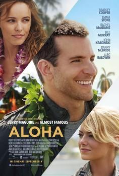 Постеры фильма «Алоха»