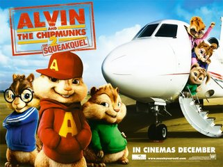«Элвин и бурундуки - 2» (Alvin and the Chipmunks: The Squeakuel)