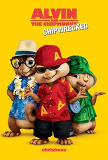 «Элвин и бурундуки 3D» (Alvin and the Chipmunks 3D)