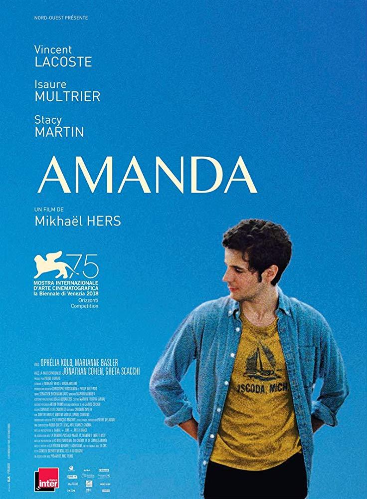 Новая жизнь Аманды, постер № 1