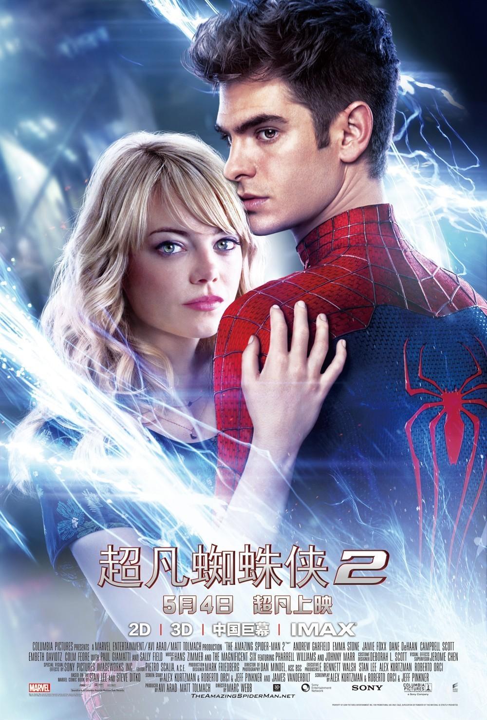 нового человека паука 2