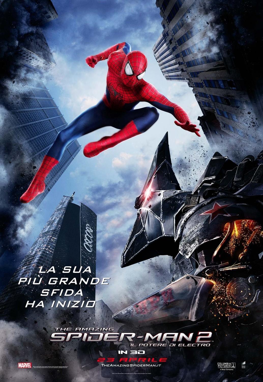 Картинки из фильма человек паук высокое напряжение