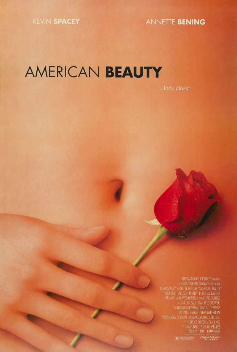 Красота по-американски, постер № 1