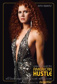 Постеры фильма «Афера по-американски»