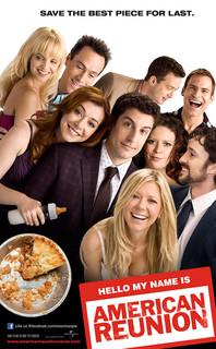«Американский пирог: Все в сборе» (American Reunion)