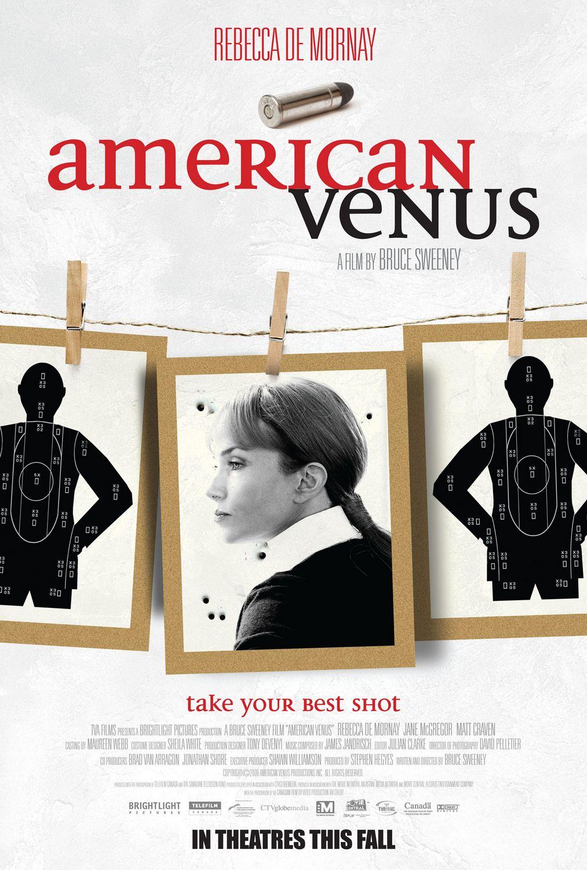 Американская Венера, постер № 1