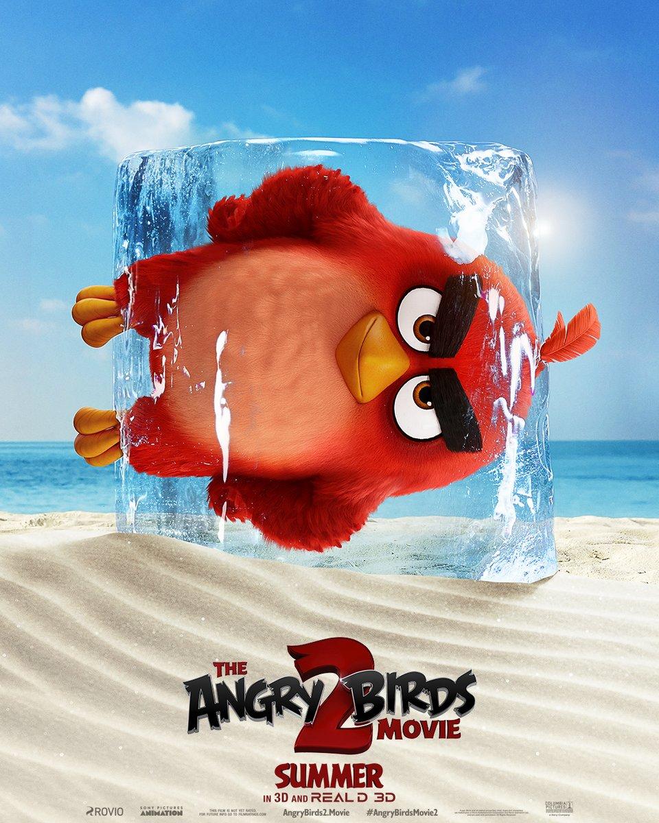 Angry Birds 2 в кино, постер № 6