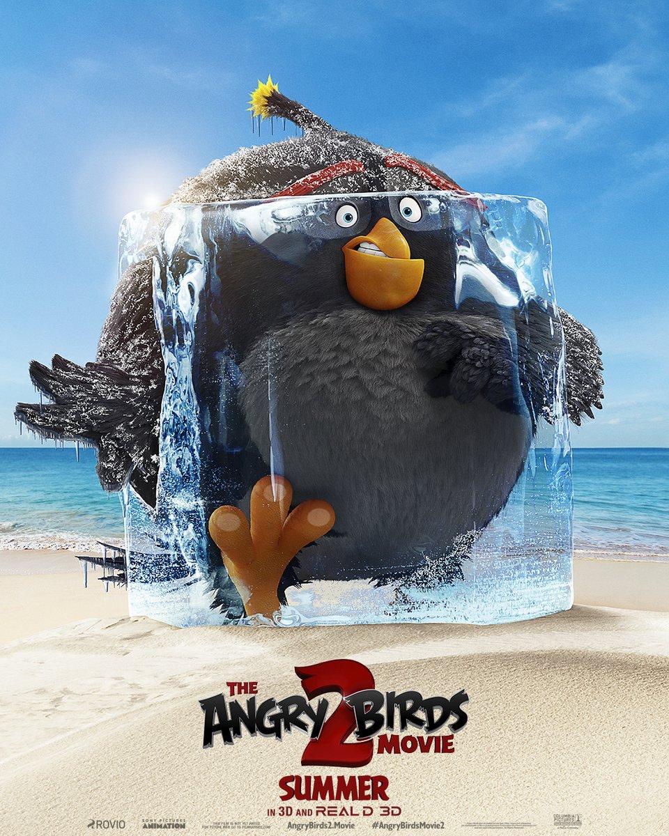Angry Birds 2 в кино, постер № 7