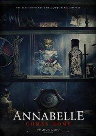 Проклятие Аннабель 3