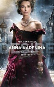 Постеры фильма «Анна Каренина»