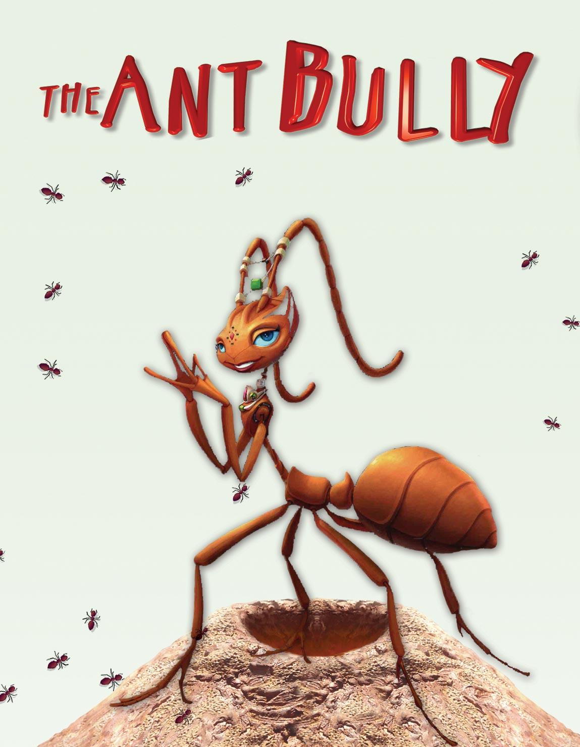 Смешные рисунки муравей