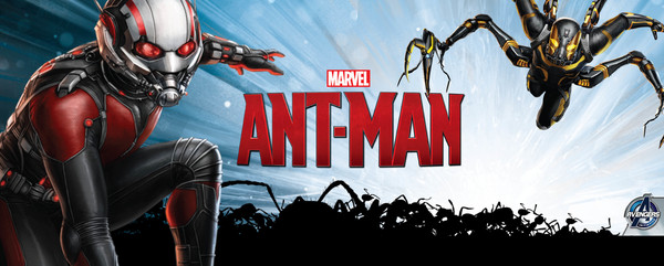 Постеры фильма «Человек-муравей»