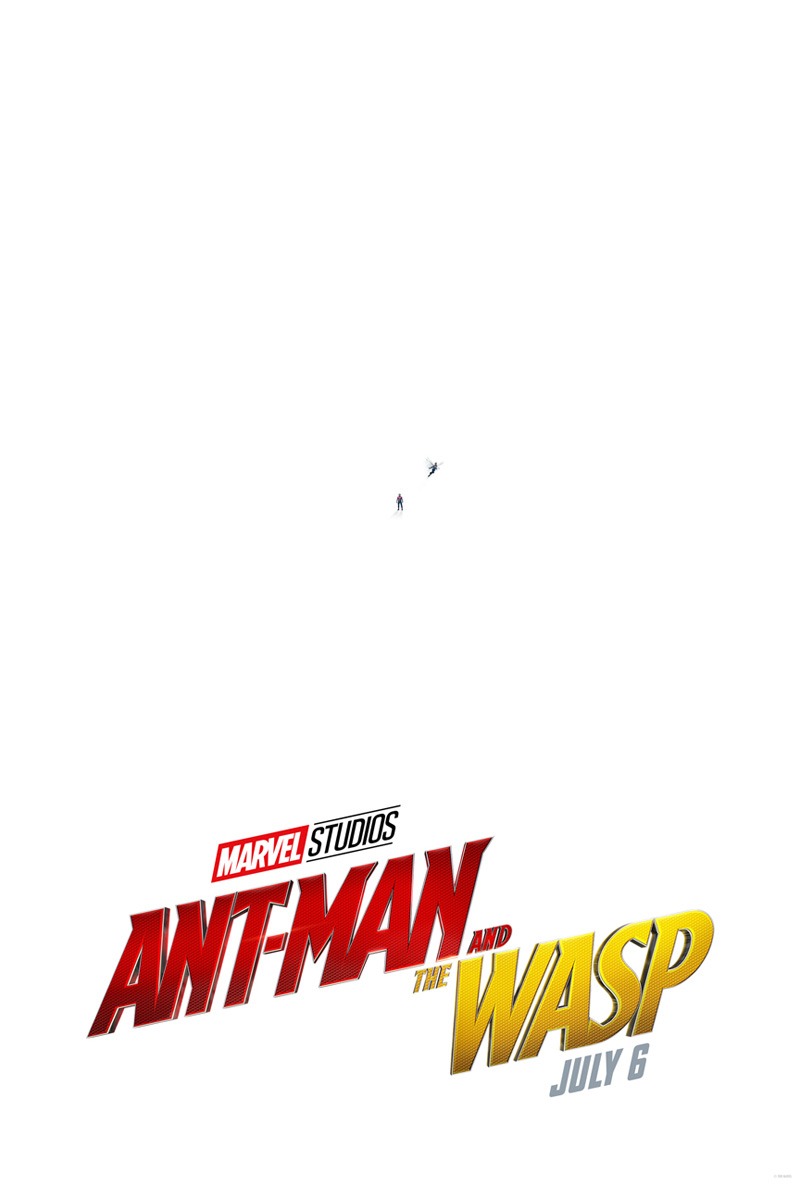 Человек-муравей и Оса, постер № 1