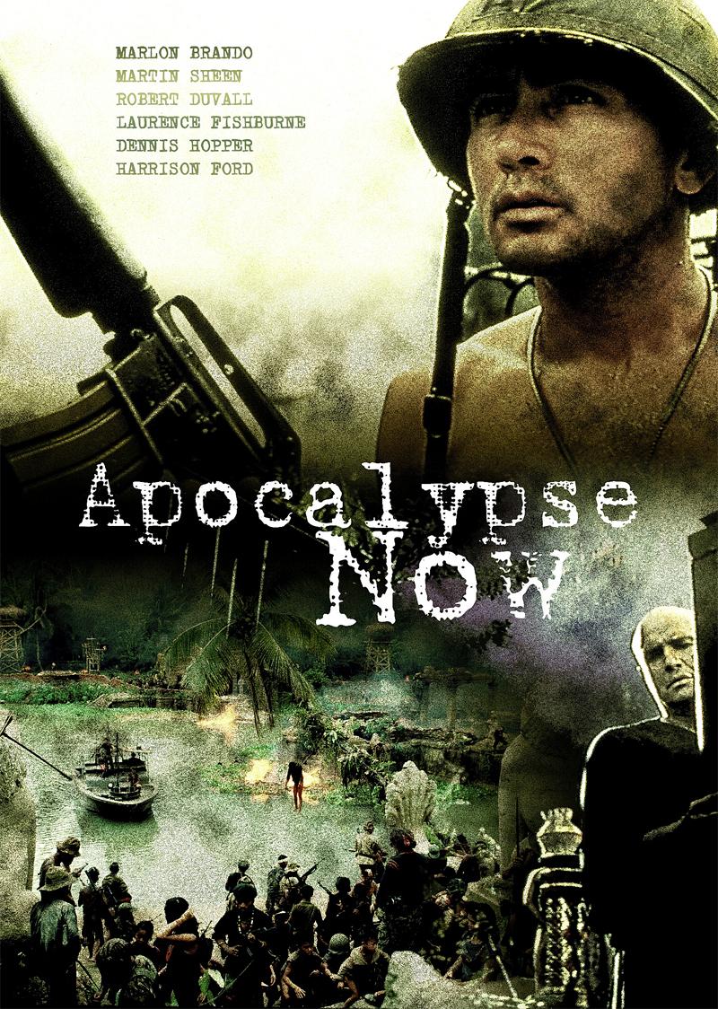 Апокалипсис сегодня, постер № 1