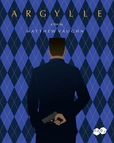 Постеры фильма «Argylle»