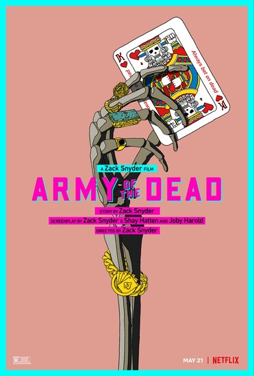 Постеры фильма «Армия мертвецов»
