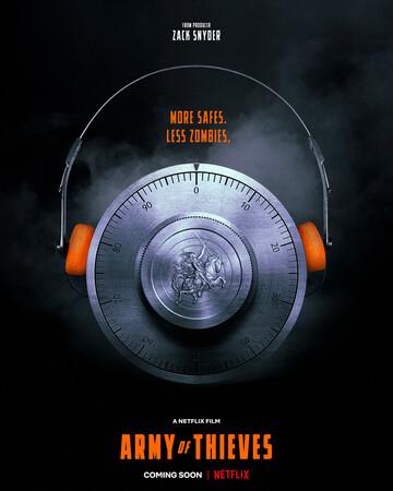 Постеры фильма «Армия воров»