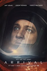 Постеры фильма «Прибытие»