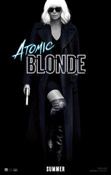 Постеры фильма «Атомная блондинка»