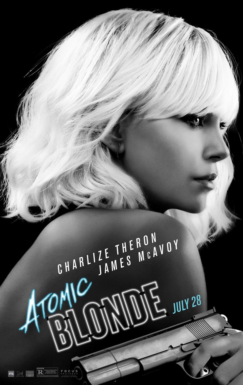 Взрывная блондинка, постер № 4