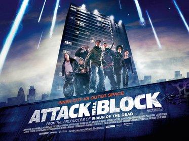 «Чужие на районе» (Attack the Block)
