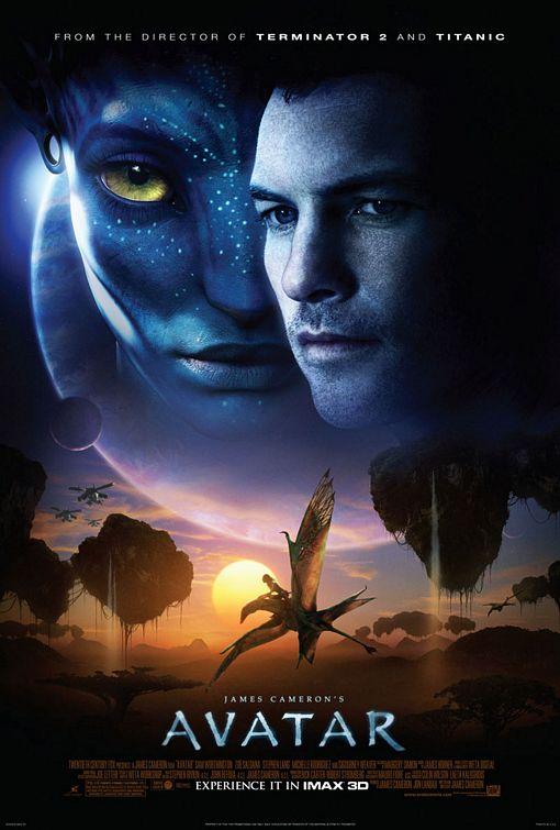 Аватар, постер № 14
