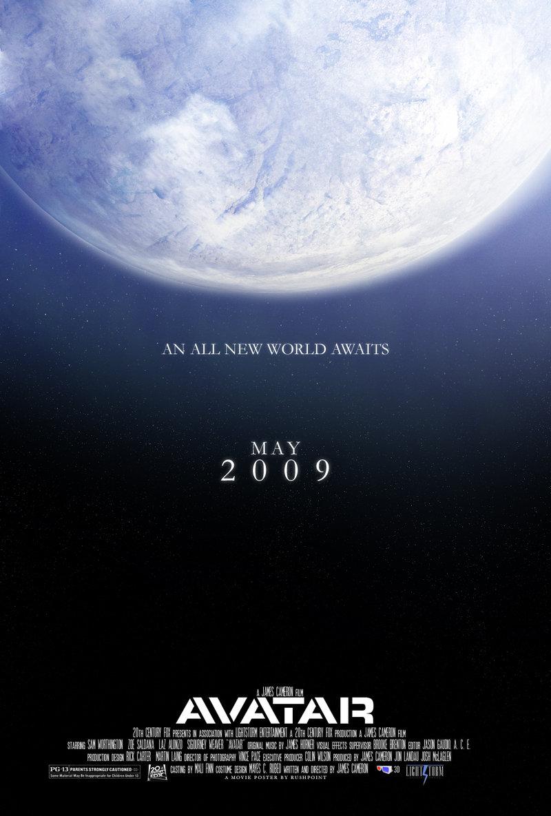 Фильм аватар постер 2