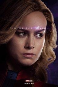 Постеры фильма «Мстители: Финал»
