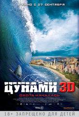 Постеры фильма «Цунами 3D»
