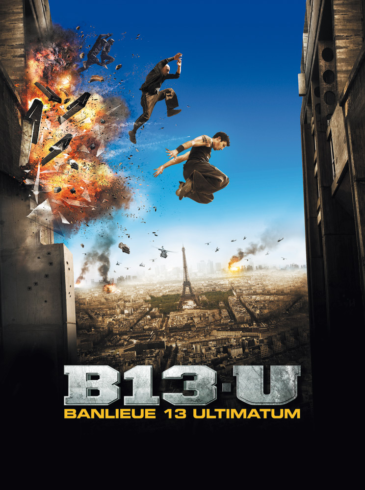 13-й район: Ультиматум, постер № 4