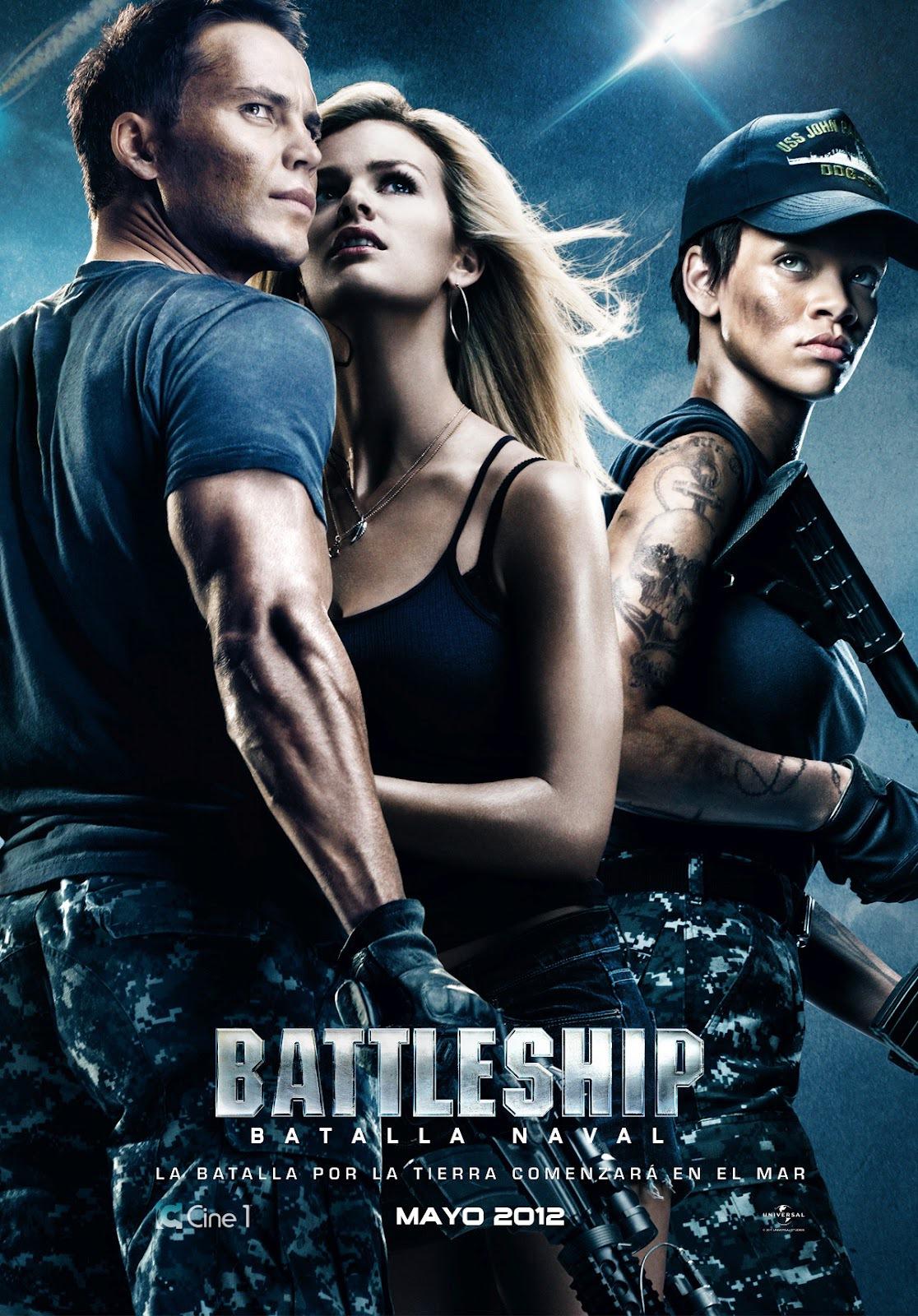 Морской бой, постер № 16