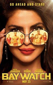 Постеры фильма «Спасатели Малибу»